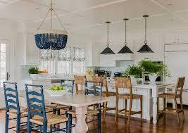 white kitchen with blue accents white kitchen with navy blue accents white kitchen with