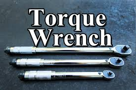 How to use a Torque Wrench PROPERLY - YouTube
