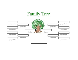 my family tree template the 25 best family tree template word ideas on pinterest kids
