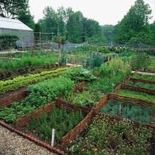 Ornamental Kitchen Garden How To Design A Beautiful Edible Garden Hgtv