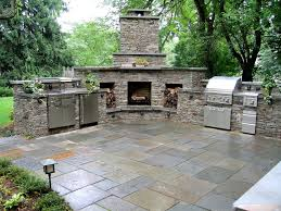 outdoor kitchens outdoor fireplaces