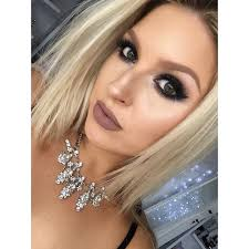 amazing makeup look looks so dark and smokey and the lips love it shannon a a shaaanxo