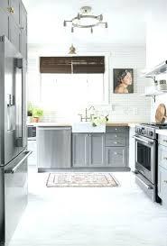 Gloss Kitchen Floor Ideas