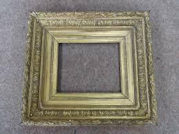 antique picture frames. Two French Antique Frames And A Vintage Artist\u0027s Frame Antique Picture Frames