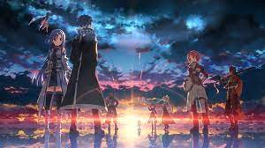 1061 Sword Art Online II HD Wallpapers ...