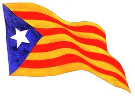 Resultado de imagen de bandera republicana catalana