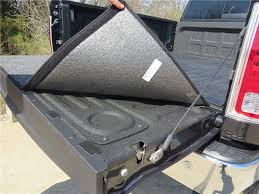 BedRug Custom Truck Tailgate Mat for Trucks with Bare Beds, Spray-In ...