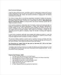 Sponsorship Letter Example 40 Free Word PDF PSD Documents Fascinating Format For Sponsorship Letter