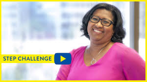 NCDP Step Challenge w// Gwen Sims - YouTube