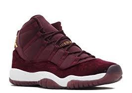 jordans 11 vendre nike air force. Nike Womens Air Jordan 11 Retro RL GG Heiress Night Marron/Metallic Gold Suede Size Jordans Vendre Force