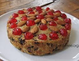 Gluten Free Christmaswedding Cake Recipe