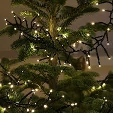 Christmas Tree Lights Amazon Christmas Tree Lights Mains Plug Powered Multi Function 5m 10m 400 800 Leds String Fairy Light Decoration Warm White 10m