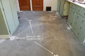 my floor was now ready to lay the vct tiles i m not necessarily saying i m ready but the floor is