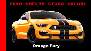 2018 ford shelby gte. fine 2018 2018 ford mustang shelby gt350 colors on ford shelby gte