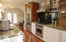 walls kitchen style ideas medium size traditional kitchen style two tone cherry winsome cabinets color blue