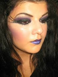 pretty witch makeup photo 1