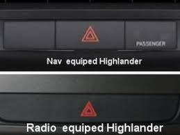 highlander nav system replacement toyota nation forum toyota 2013 Toyota Highlander at 05 Highlander Hazard Wiring Diagram