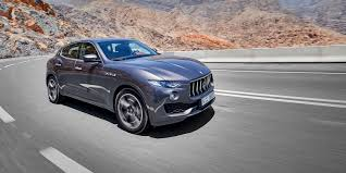 Maserati Levante S initial details revealed, here later this year