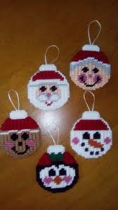 Free Plastic Canvas Christmas Patterns Magnificent Decoration
