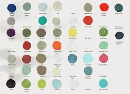 Here Is A Current Chart Of All Amy Howard One Step Paint