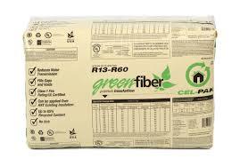 Green Fiber Cellulose Coverage Chart Bedowntowndaytona Com