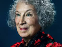 margaret atwood the prophet of dystopia the new yorker her fiction has imagined societies riddled misogyny oppression and environmental havoc these visions now feel all too real