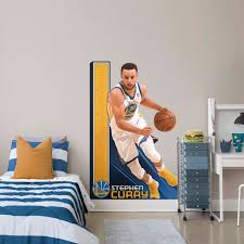 Curries Door Code Chart Stephen Curry Growth Chart Life Size Officially Licensed Nba Removable Wall Decal