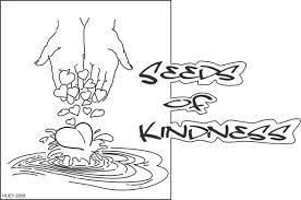Small Picture Kindness To Others Coloring Pages