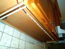 kitchen cabinet led lighting beautiful how to wire under cabinet led lighting with under the counter