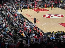 Atlanta Hawks Seating Guide State Farm Arena