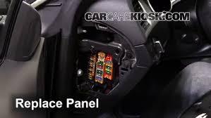 2010 Audi A5 Quattro 2.0L 4 Cyl. Turbo%2FFuse Interior Part 2 interior fuse box location 2008 2017 audi a5 quattro 2010 audi a5 on audi a5 fuse box