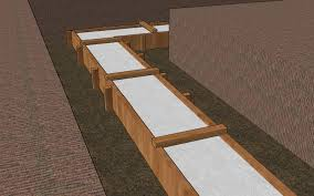 Making Cement Forms How To Build A Concrete Foundation 7 Steps With Pictures