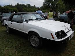 1980 Ford Mustang GT Convertible V8 5.0L | Comments are welc… | Flickr