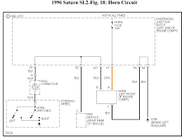 where is the saturn 1996 sl2 horn relay i looked in other saturn 1996 Saturn Sl2 Fuse Box Diagram 1996 Saturn Sl2 Fuse Box Diagram #23 1997 Saturn Fuse Diagram