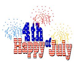 Treasury Calendar July 1696 21 31 Closing 4th Of July Sign Menkyo