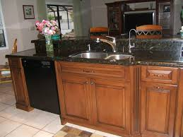 maple kitchen cabinets with black appliances. Maple Kitchen Cabinets With Black Appliances Vndckkcs
