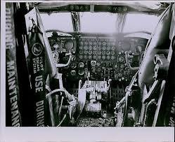 LG840 1980 Original Duane Howell Photo B-52 AIRPLANE CABIN Cockpit  Instruments   eBay