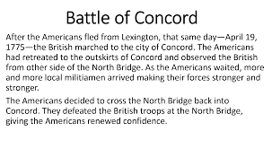 「the battles of lexington and concord map」の画像検索結果