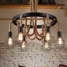 industrial contemporary lighting. Simple Lighting Vintage Pendant Lights Iron Loft Lamps Nordic Retro Light  Industrial Style Cage Lamp Restaurant Fixture Lustre In Industrial Contemporary Lighting S