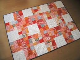 29 best Quilts -- Crazy 9 Patch images on Pinterest | Patches ... & FREE pattern: Crazy Nine-Patch Lattice Quilt (from Oh, Fransson! Adamdwight.com