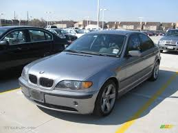 BMW 5 Series 2004 bmw 325i sedan : 2004 Silver Grey Metallic BMW 3 Series 325i Sedan #27169720 ...