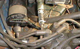 duraspark ii the duraspark ii ignition coil is capable of generating a higher voltage than the regular coil the wiring is attached via a special snap on connector