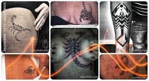 значение татуировки скорпион смысл история примеры