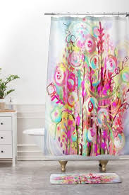 cool shower curtains for kids. Kids Stephanie Corfee Shower Curtains Deny Designs Inside Baby Curtain Plan 14 Cool For