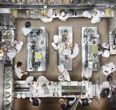 The Jean Georges Kitchen From on High NYTimescom