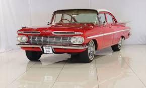1959 Chevrolet Bel Air Creative Rides