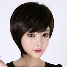 Chinese Women Hair Style round face short hair asian google search hair pinterest 3610 by wearticles.com