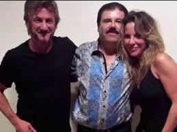 Sean Penn almost led police to drug lord El Chapo's lair after phone was  tapped - Mirror Online