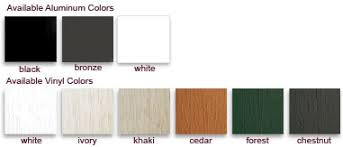 Image Leadsgenie Click Here To Download Catalog In Wambam Fence Prizm Vinyl Fence Vinyl Fencing Aluminum Fence Vinyl Railing Colored