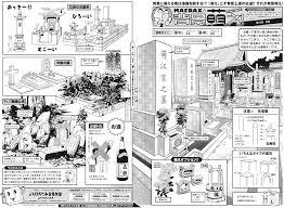 超級背景講座maedaxの背景萌えお墓編 イラストマンガ描き
